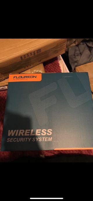 Flureon CCTV System