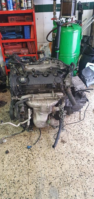 motor Fiat 1.9 jtd
