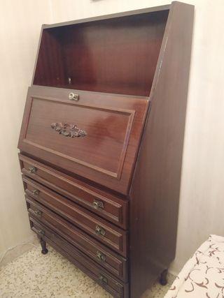 Aparador escritorio antiguo