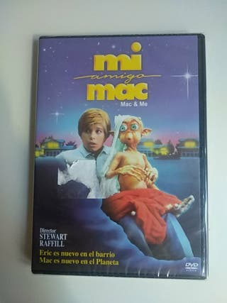 Mi amigo Mac DVD