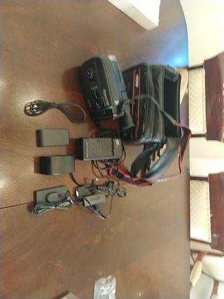 video cámara UHS (JVC)