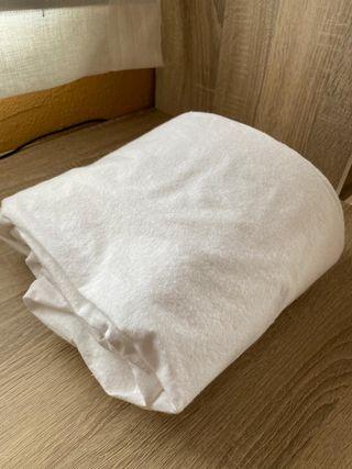 Protector de colchón impermeable Hypnia 90x190/200