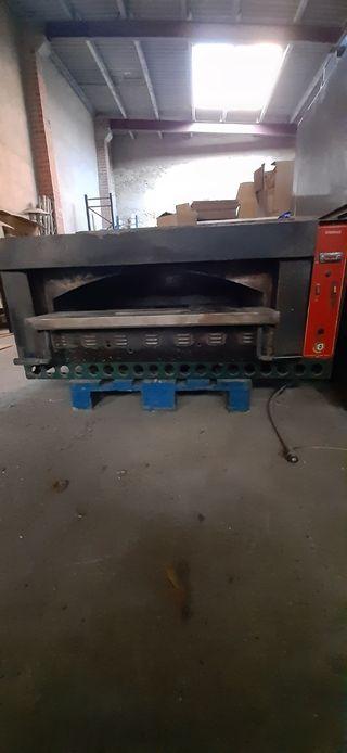 horno pizza gas