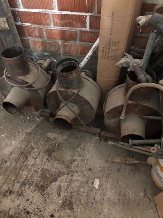 Turbinas de estufa de orujo y de cáscara