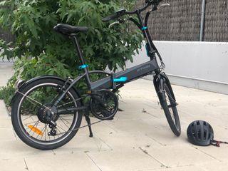 Bicicleta BTWIN + Casco + Candado