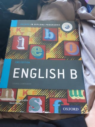 libro English B Bachillerato internacional