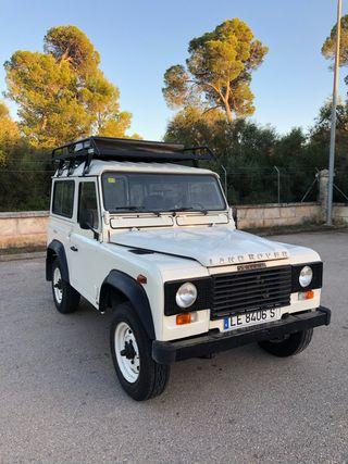 Land Rover Defender CAMPER 1990