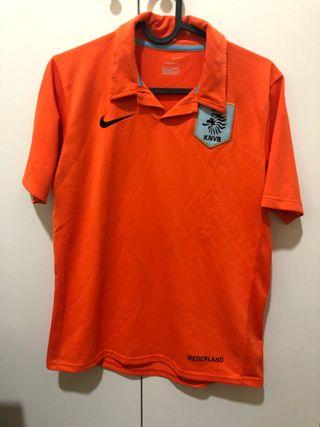 Camiseta Nike selección Holandesa de niño