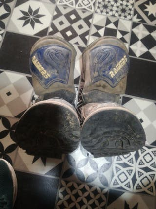botas de quad rainers