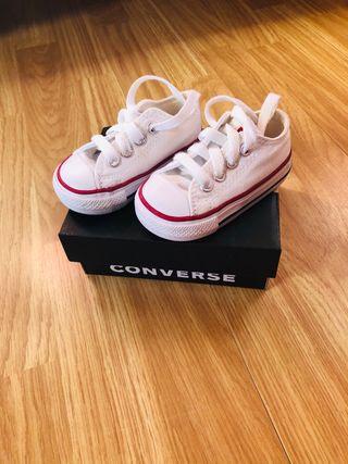 Zapatos CONVERSE talla 19