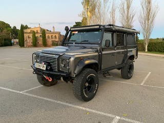Land Rover Defender Homologado Preparado Nacional