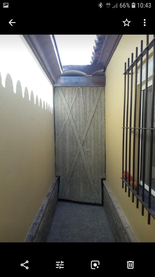 cortina esparto