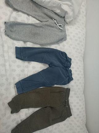 Lote de pantalones chándal