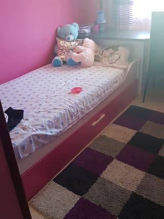 habitacion niña completa