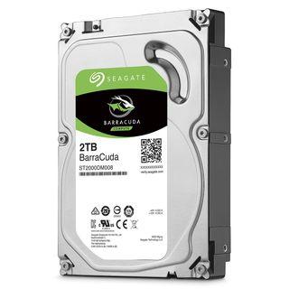 Seagate BarraCuda, 2TB, Disco duro interno