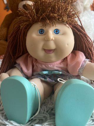 Muñeca Repollo cabbage Patch Kids original