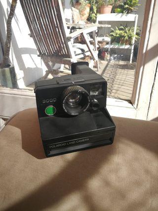 Cámara de fotografía instantánea POLAROID 3000