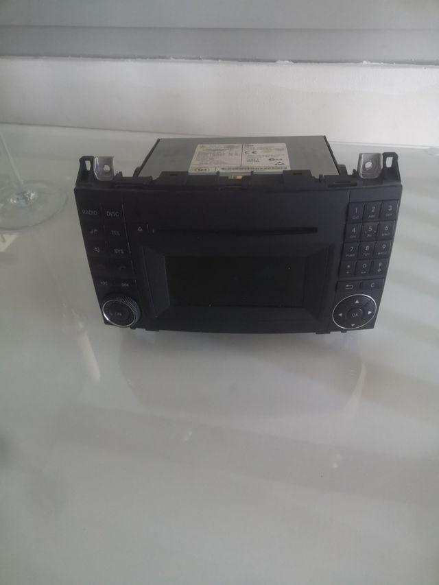 Radio original mercedes viano/vito w639