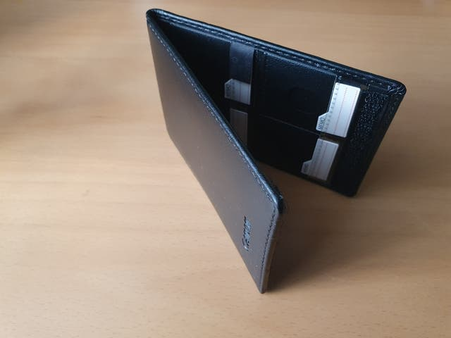 Funda Canon para tarjetas SD