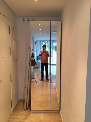 Armario puerta espejos nuevo