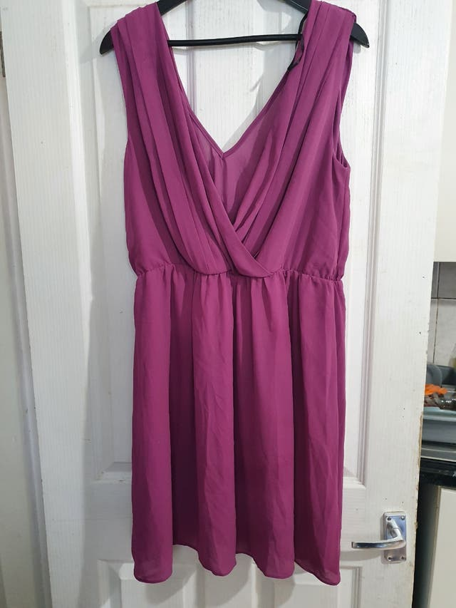 Pink H&M Dress size L