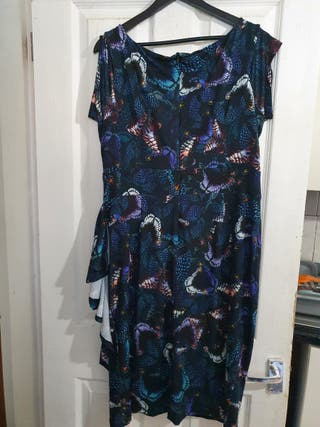 Debenhams Vintage Dress Size 18