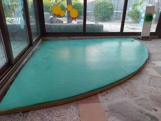 Tatami 2'50 metros