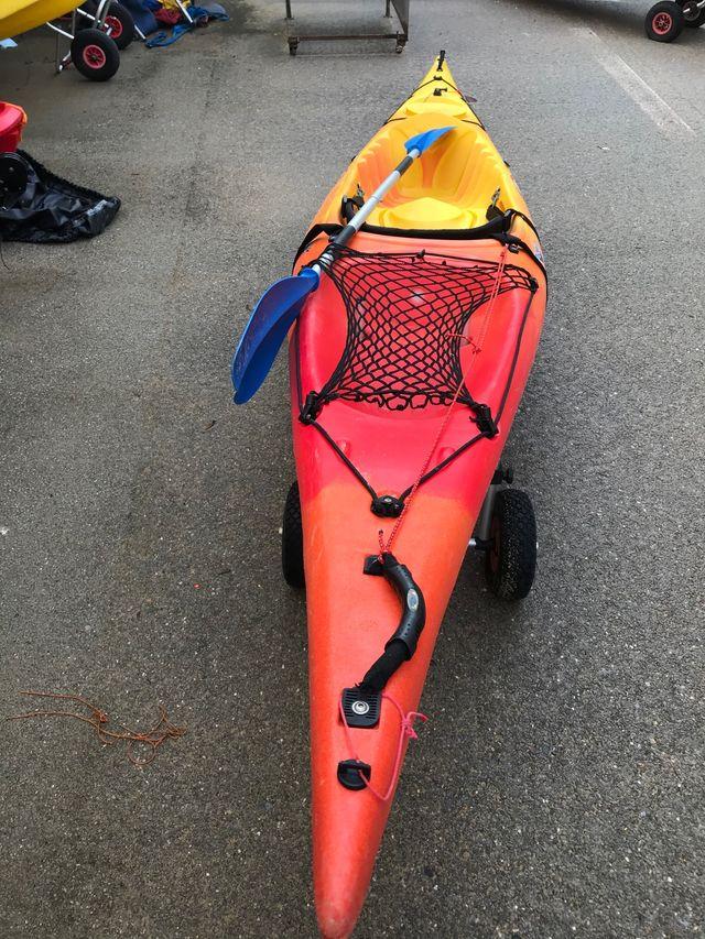Kayak RTM disco individual
