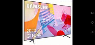 "Samsung TV, Qled 4K 49"",2020"
