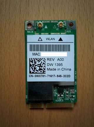 Tarjeta WiFi Broadcom BCM94312MCG PCI-e