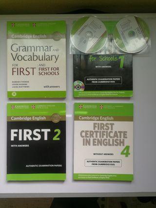 Libros Inglés Examen Cambridge First