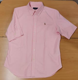 Camisa Polo Ralph Lauren, mujer, manga corta, L