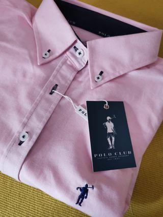 Camisa hombre Polo Club