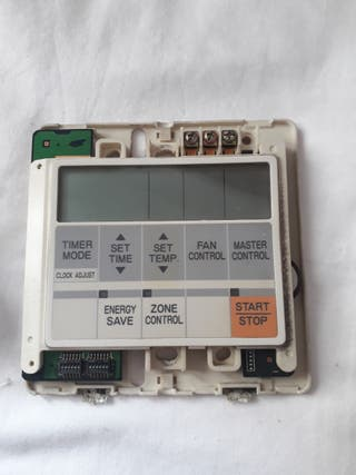 termostato control de aire acondicionado general