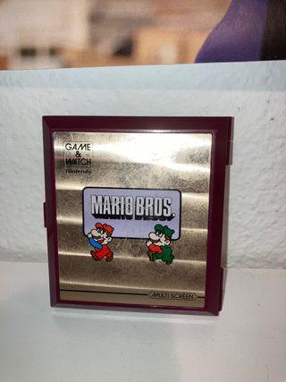 Súper Mario Bros ochentera.