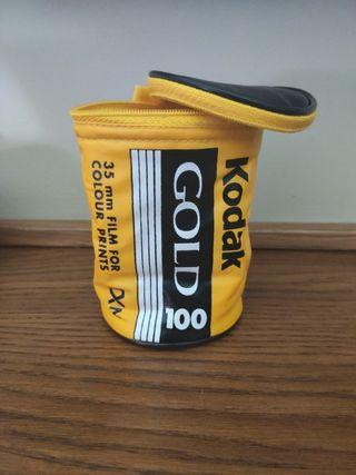 Nevera de Kodak para una lata