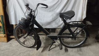 Velosolex antigua bici con motor moto