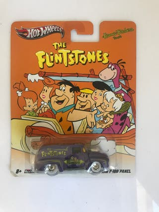 Hot Wheels Ford F100 Panel