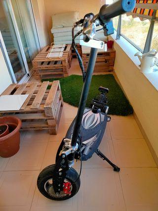 scooter eléctrico Racing im30