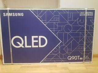 "Samsung QLED 55"" Q90T última generación"