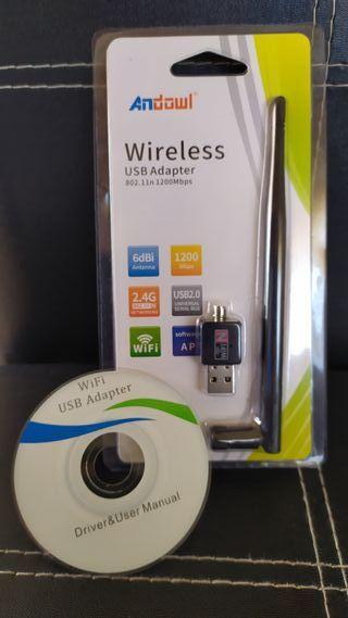 Antena Wifi Nueva de larga Distancia