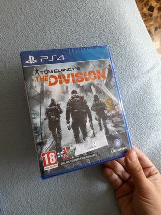 Videojuego TOM CLANCY'S THE DIVISION