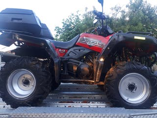 QUAD ATV YAMAHA Grizzly 600 2plazas homologadas