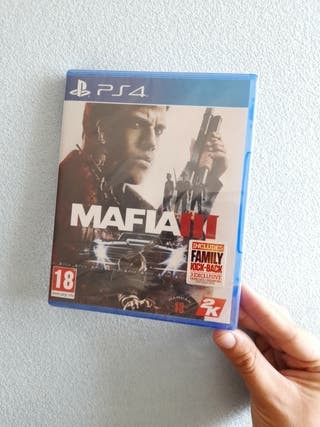 Videojuego Mafia III