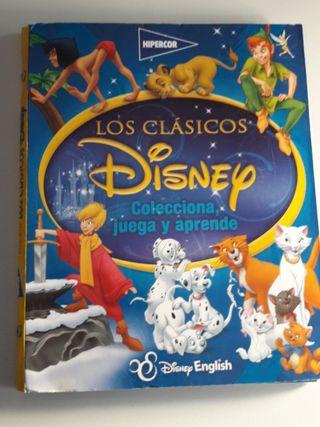 los clásicos Disney de Hipercor