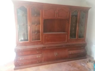 Mueble bar para salón comedor