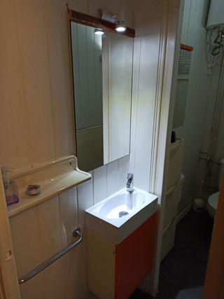 CONJUNTO muebles baño o aseo