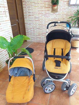 Carro y Maxi-Cosi de bebé