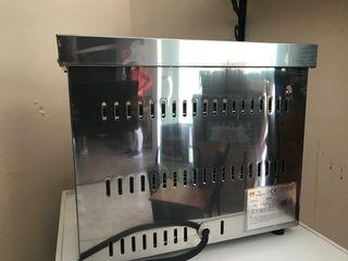 Tostadora industrial HR Fianca T065SIN
