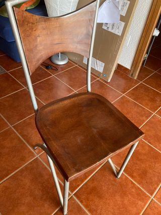 6 sillas de diseño
